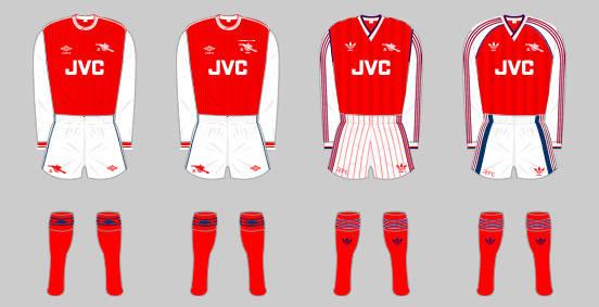 c2603ff52 The Arsenal home kit