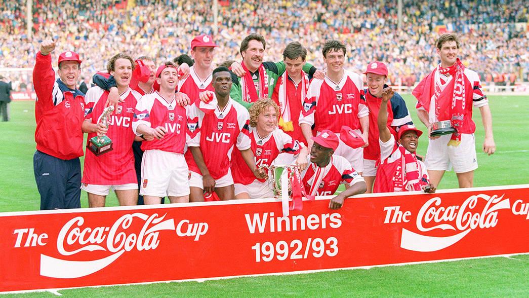 1993年联赛杯冠军