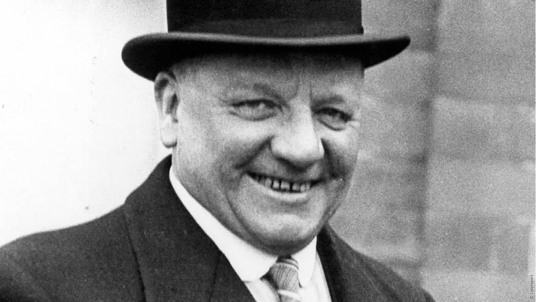 George Allison 1934 - 1947