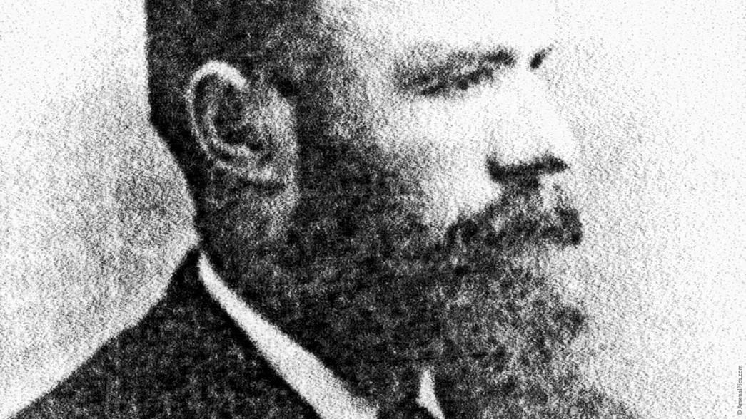 Thomas Brown Mitchell 1897 - 1898