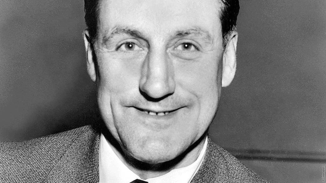 George Swindin 1958 - 1962