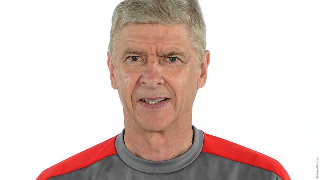 Arsène Wenger 1996-2018