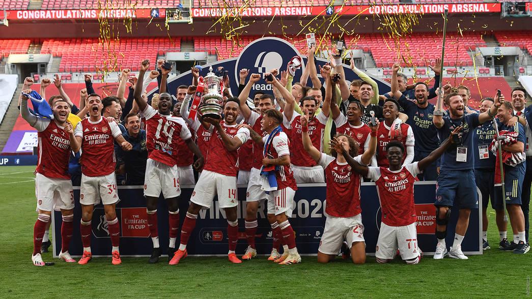 The Emirates FA Cup returns home! | Emirates Stadium ...