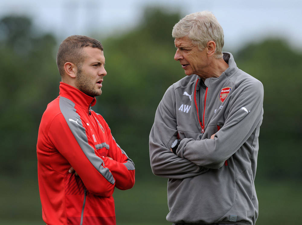 Pics: Arsenal train before season opener   News   Arsenal.com