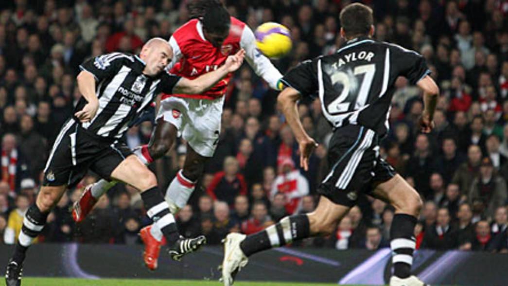 Arsenal 3 - 0 Newcastle United - Match Report   Arsenal.com