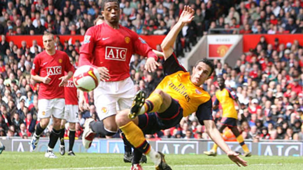 Manchester United 0 0 Arsenal Match Report Arsenal Com