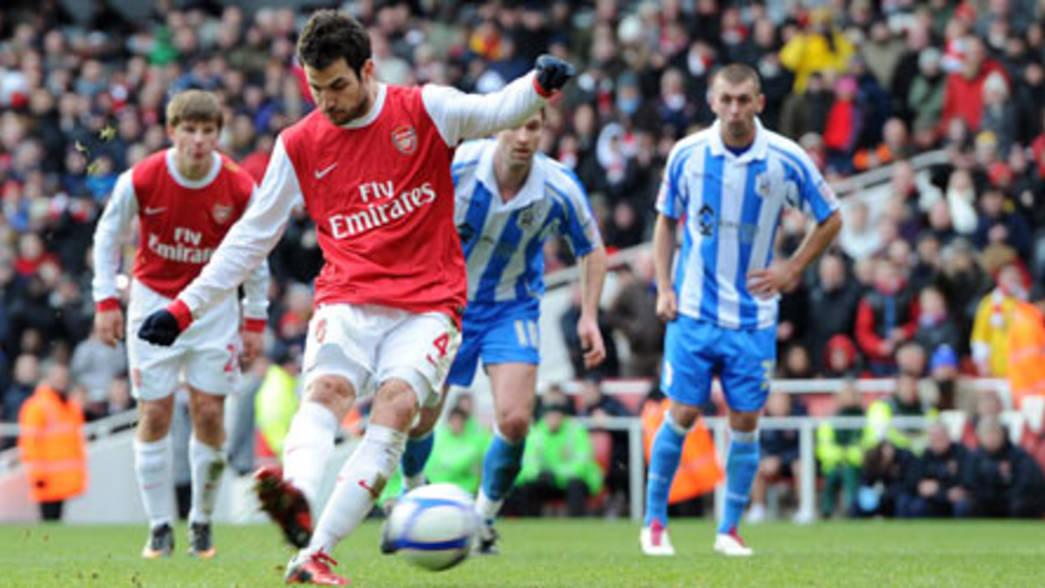 Arsenal Huddersfield