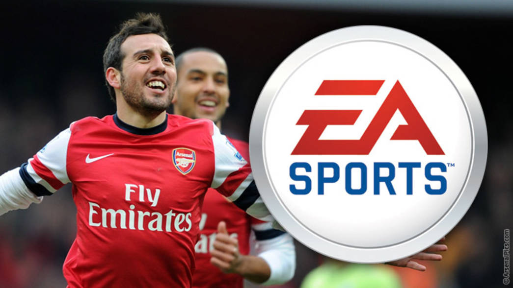 EA Sports Player of the Month - February - Cazorla