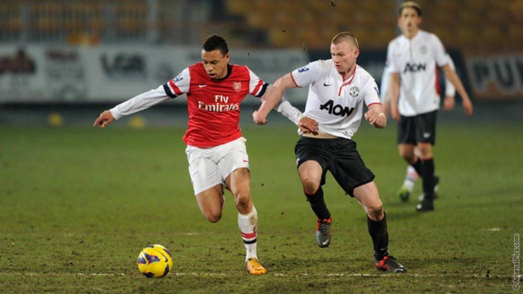 12/13 Under-21s: Arsenal 2-1 Manchester United