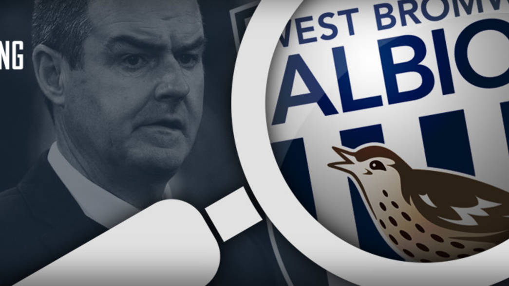 Scouting Report - West Bromwich Albion