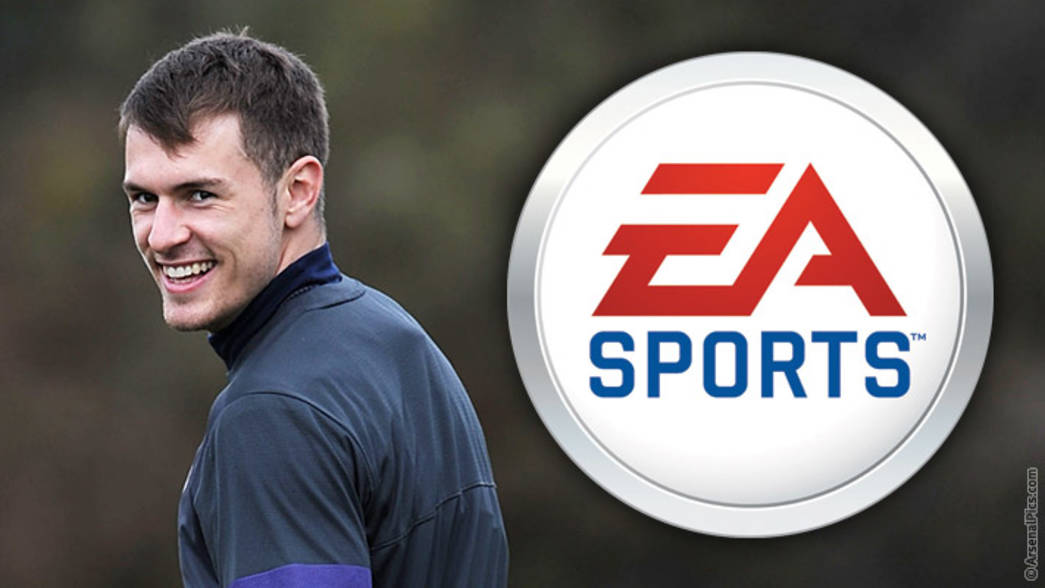 EA Sports Player of the Month - April - Ramsey