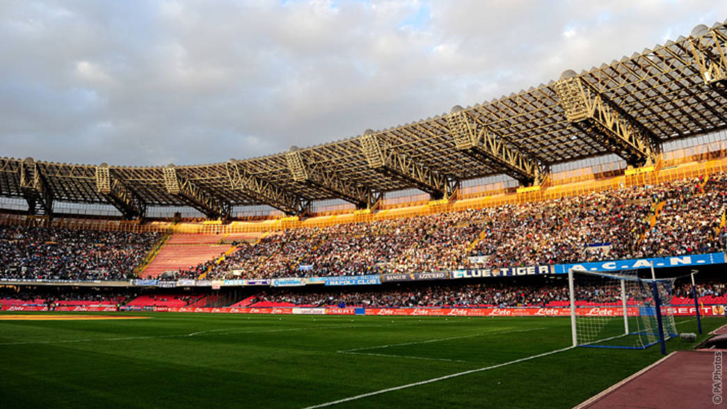 Buying SSC Napoli tickets online - Naples Forum