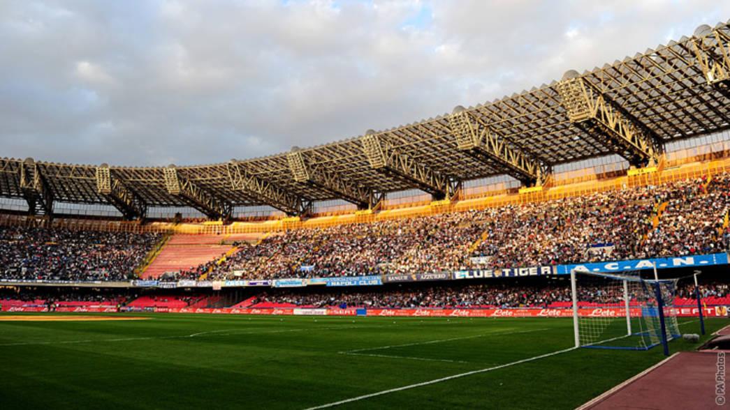 Stade San Paolo - Napoli