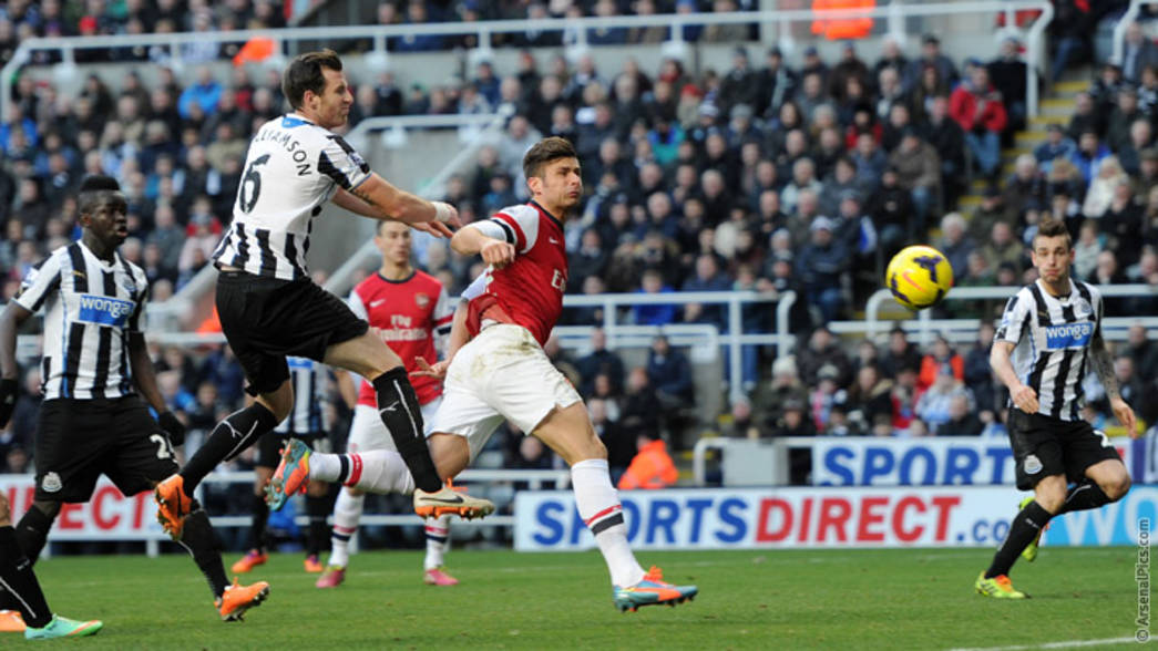 Arsenal Vs Newcastle: Arsenal Vs Newcastle United Live Stream Online