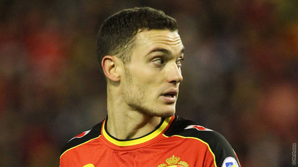 Thomas Vermaelen could start for Belgium
