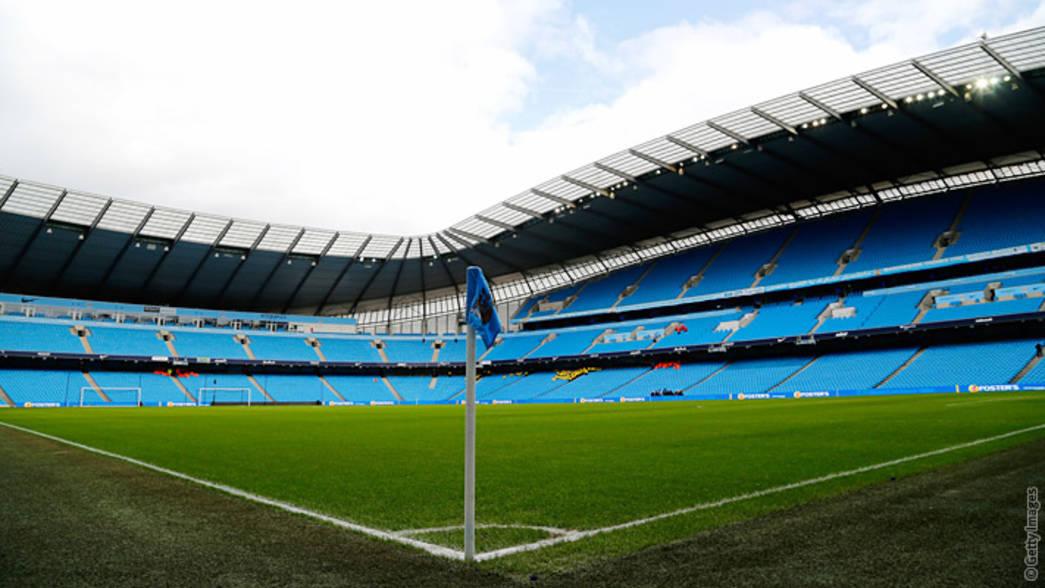 Etihad Stadium - Manchester City Ground
