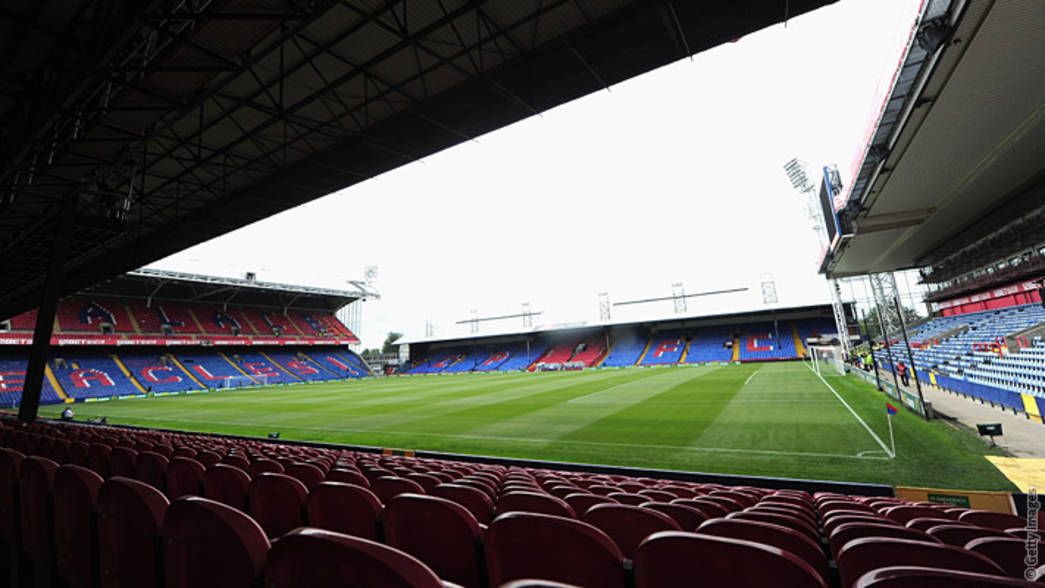 Selhurst Park - Crystal Palace ground
