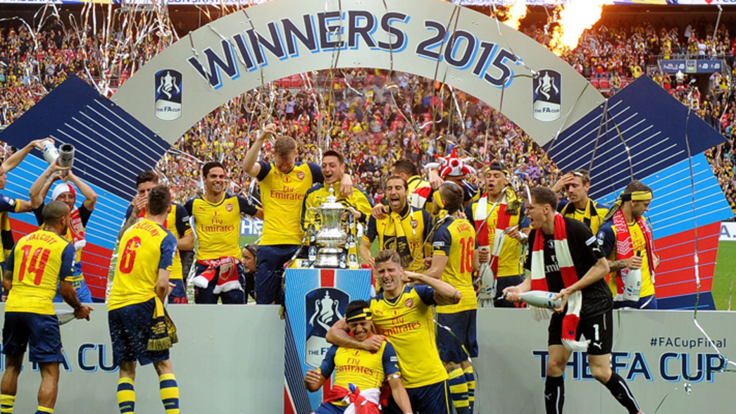 2015 FA Cup Final
