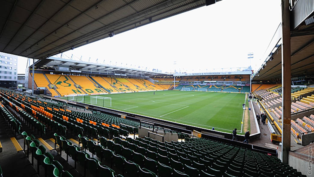 Carrow Road - Norwich City