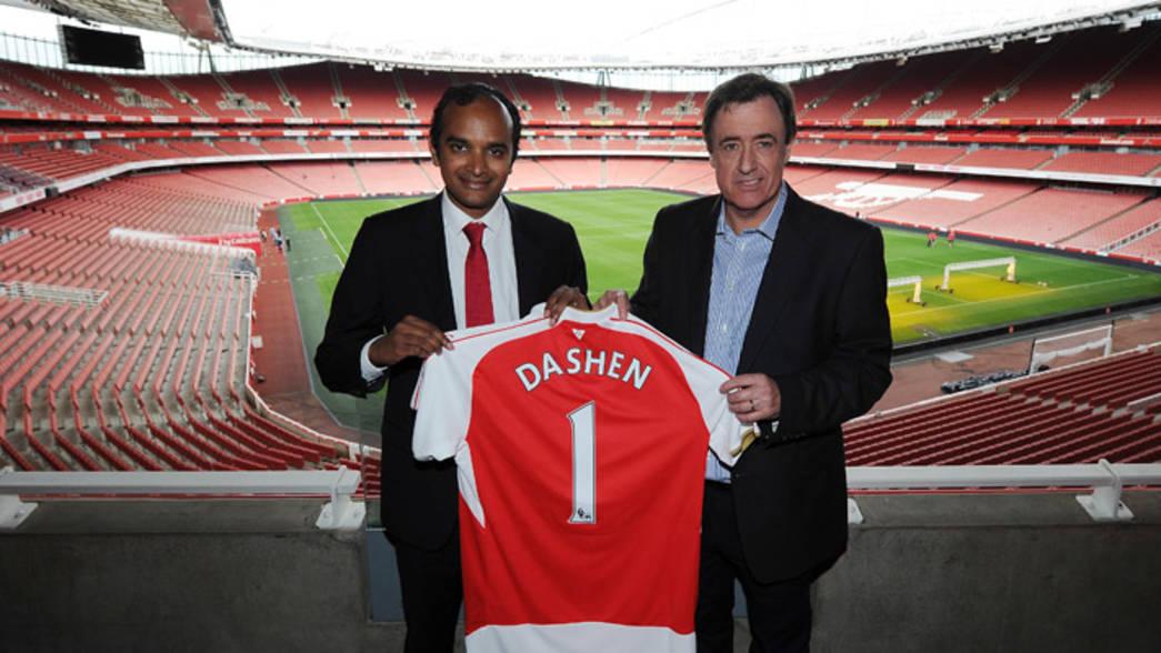 Arsenal Breaks New Ground In Ethiopia News Arsenal Com