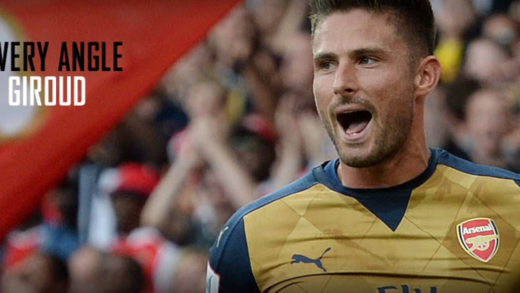 Olivier Giroud - From Every Angle