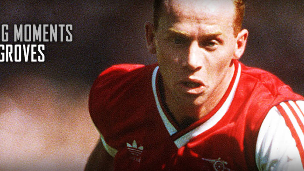 Defining Moments - Perry Groves