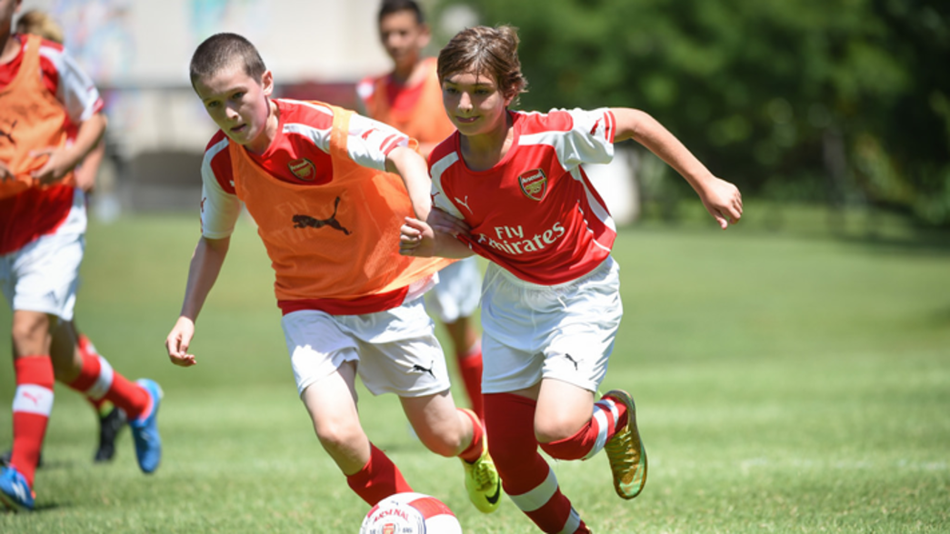 Arsenal Soccer Schools Expand In Usa News Arsenal Com