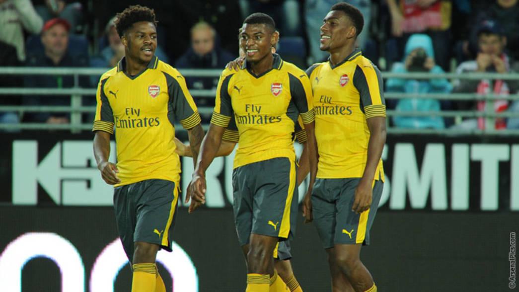 Arsenal Main Utility Menu