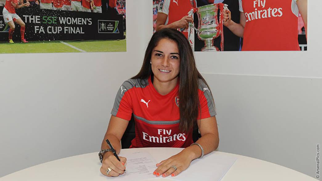 Danielle van de donk signs new contract news arsenal.com