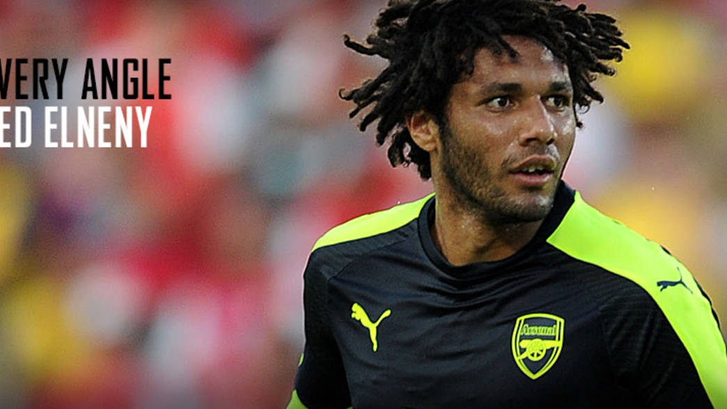 Mohamed Elneny | Feature | News | Arsenal.com