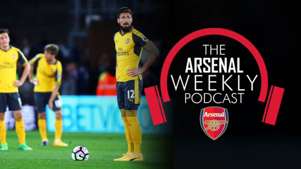 Arsenal Weekly Podcast - Episode 84