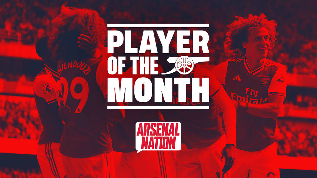 Player of the Month - August 2019