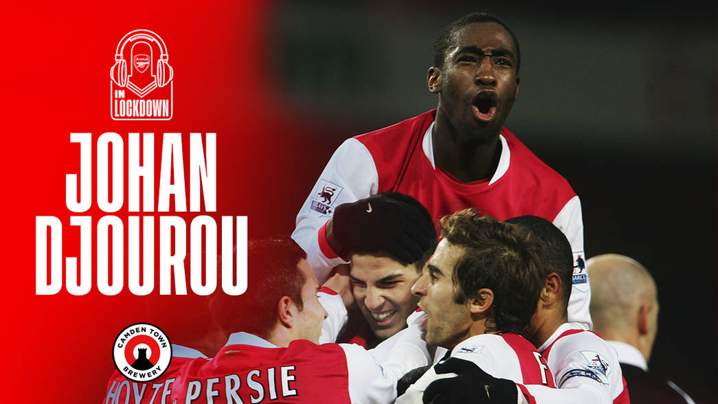 In Lockdown: Johan Djourou