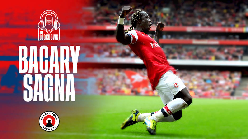 In Lockdown: Bacary Sagna