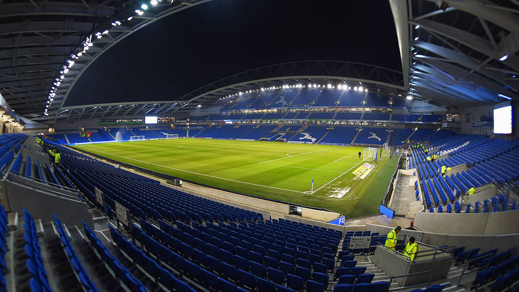 Brighton Clash To Be Played At The Amex