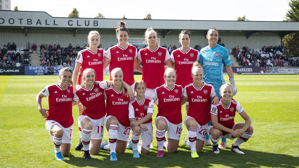 UWCL: Last-16 opponents confirmed | News | Arsenal.com