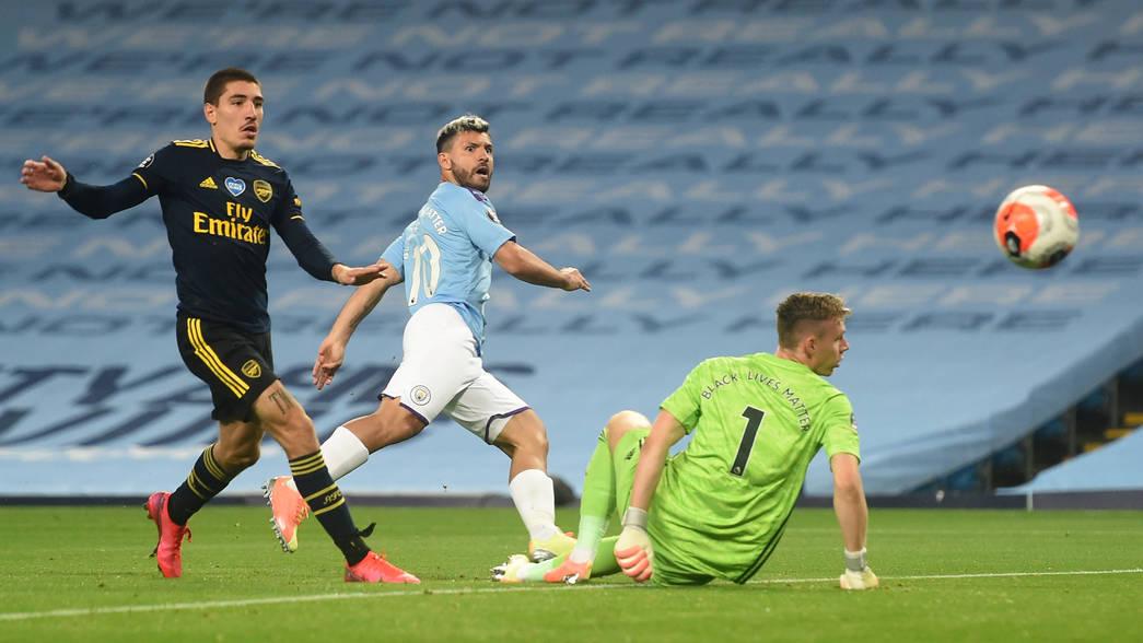 Manchester City 3-0 Arsenal