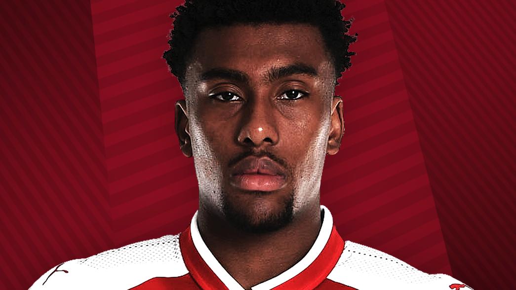 Alex Iwobi   Players   First Team   Arsenal.com