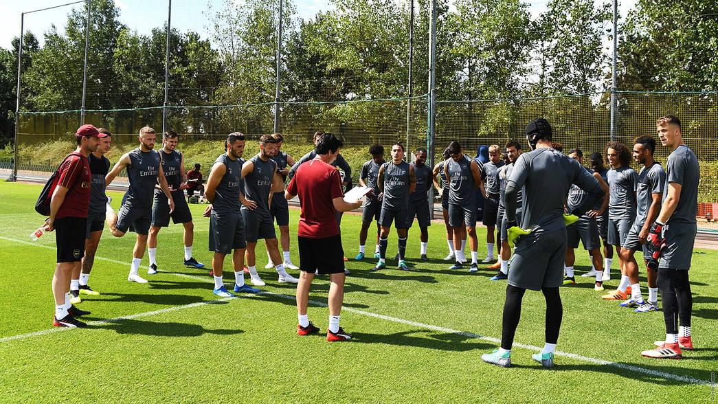 Arsenal yatangaza kikosi cha wachezaji 25 wanaosafiri kuelekea Singapore