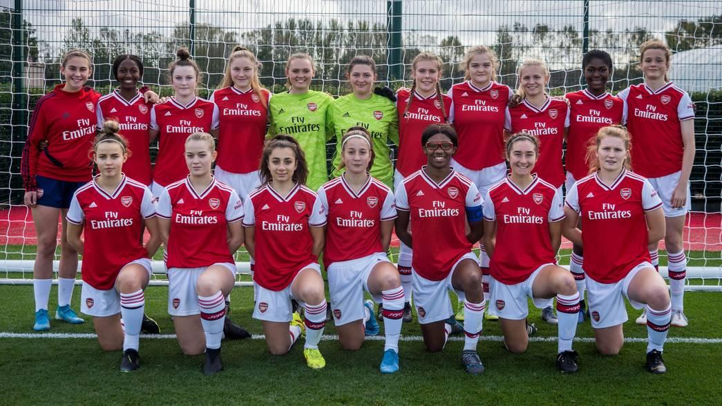 Arsenal Women Wsl Academy 16s 21s Arsenal Women News Arsenal Com