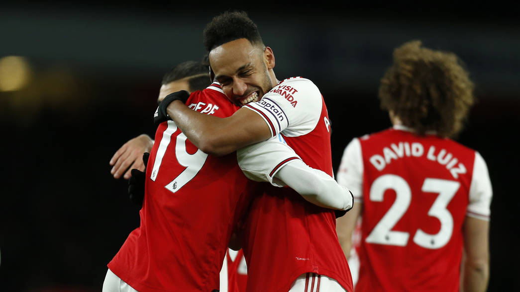 Arsenal 4 0 Newcastle United Match Report Arsenal Com
