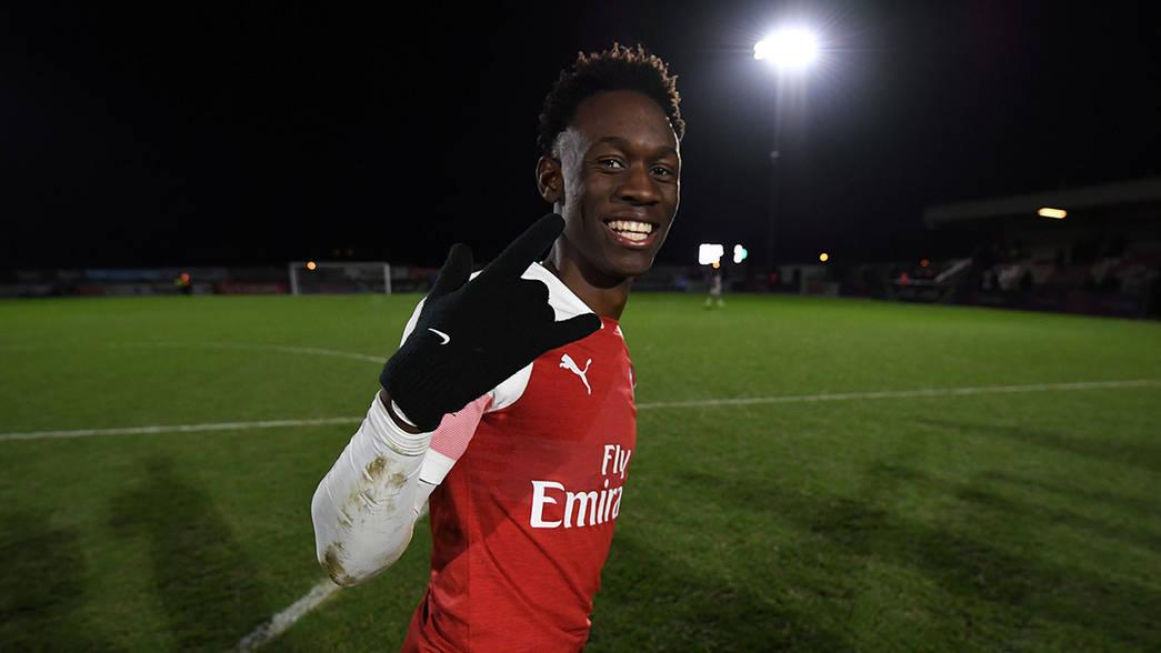 Young Gun: Folarin Balogun | Young gun | News | Arsenal.com