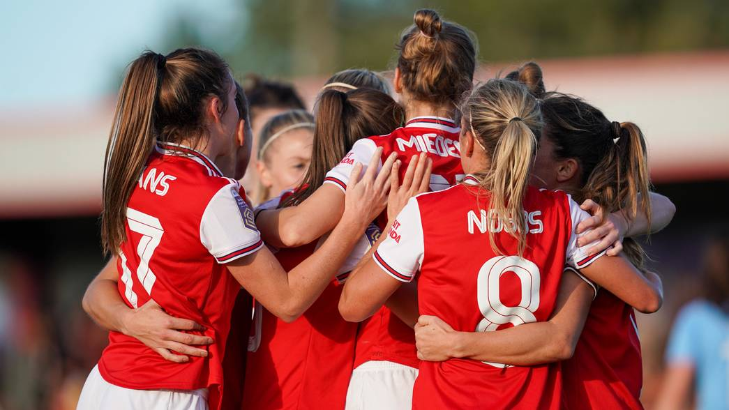 Arsenal Women cele