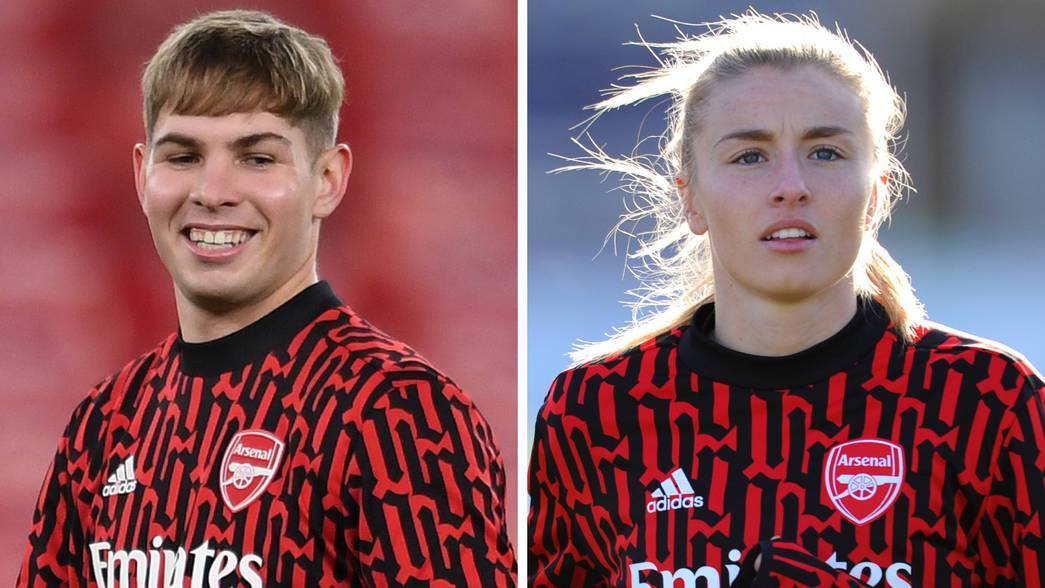 Smith Rowe and Williamson