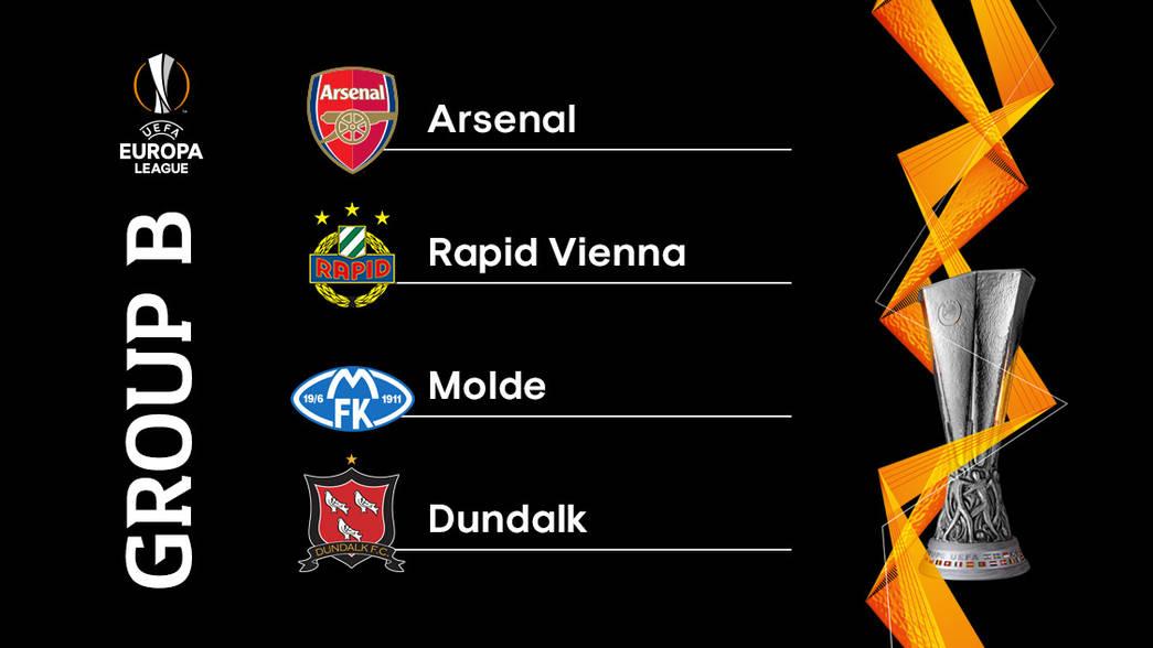 Tirage au sort de la phase de groupes de la Ligue Europa, 2020