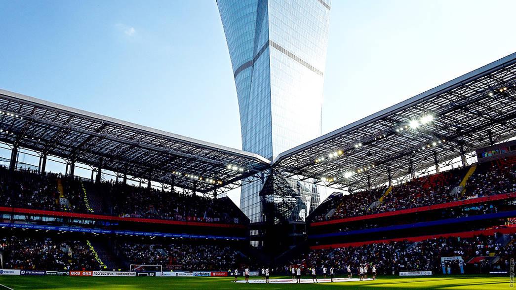 VEB Arena - CSKA Moscow