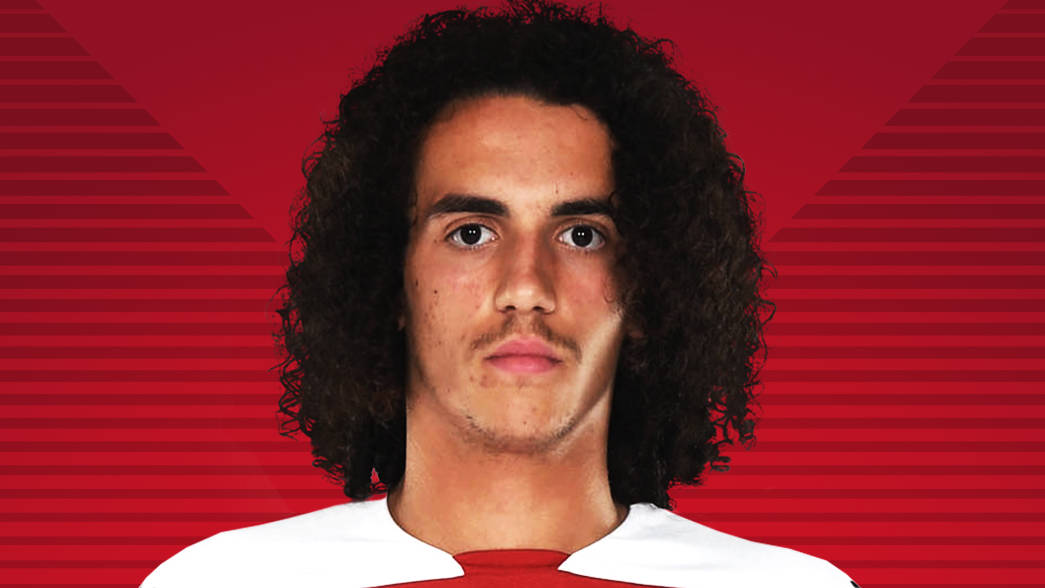 8bd19b2ca7b Player Profile. Name  Matteo Guendouzi ...