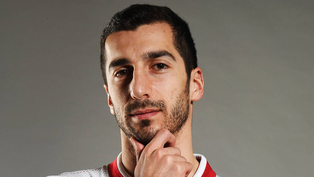 Check out our Henrikh Mkhitaryan gallery