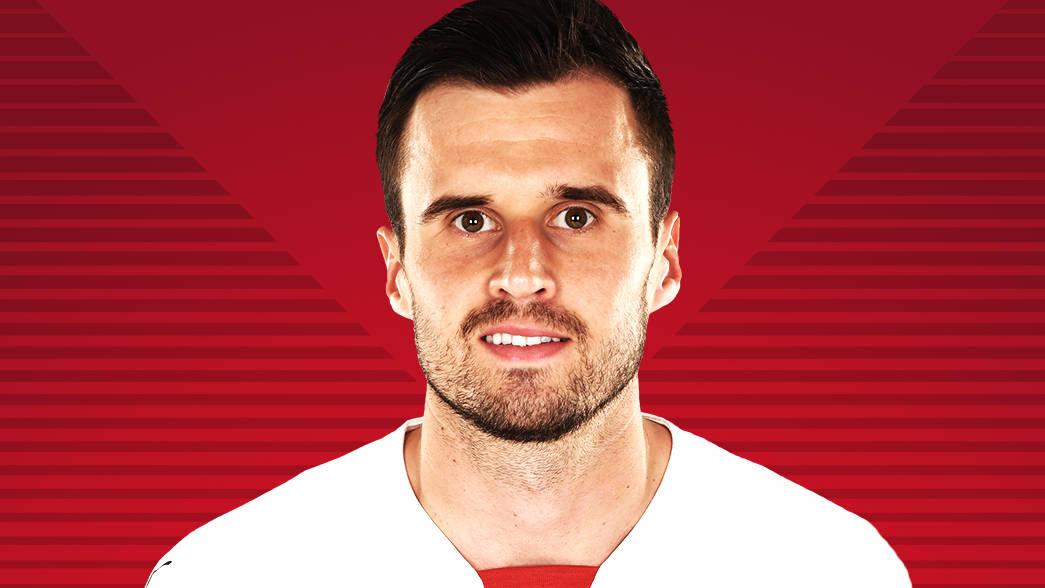 Carl Jenkinson Players First Team Arsenalcom