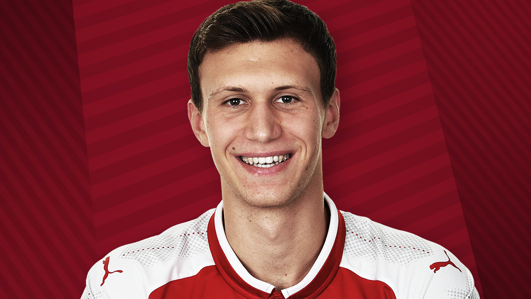Krystian Bielik: On-Loan Arsenal Defender to Miss Saturday's Clash With MK Dons